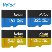 Buy Netac P500 128GB 64GB Micro SDXC U3 Micro SD Card,32GB 16GB Micro SDHC U1 Class10 Flash Memory Card UHS-I TF Cards 5pcs/lot for $33.91 in AliExpress store