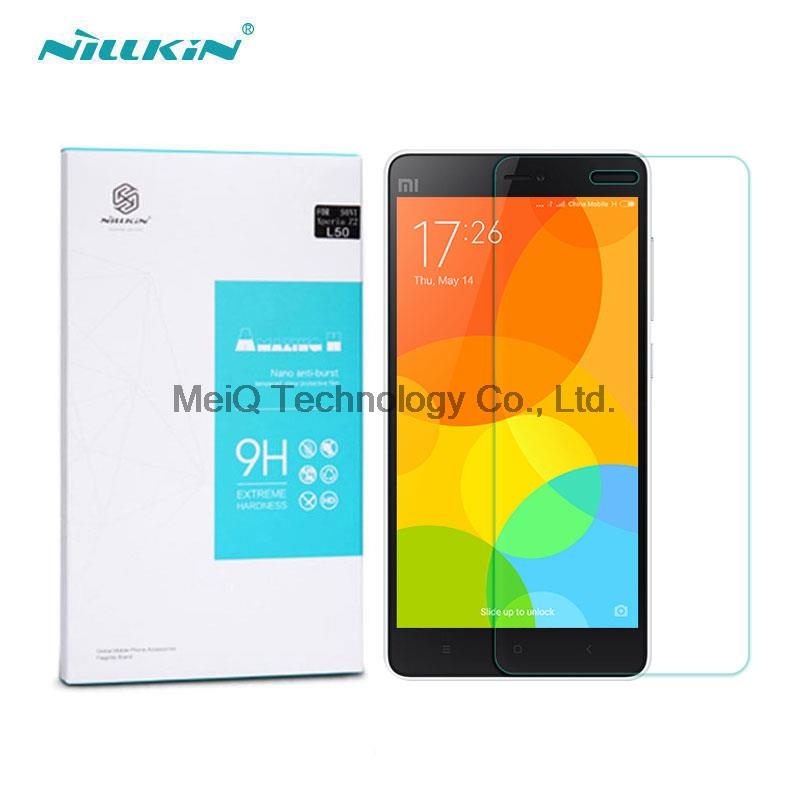 Free Shipping Nillkin Amazing H Anti-Explosion Tempered Glass Screen Protector Film For Xiaomi 4i / M4i / Mi 4i