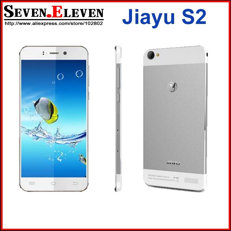 Мобильный телефон JIAYU S2 MTK6592 Core 2 32 13.0mp 5.0 IPS OGS 2 1920 * 1080 Play Google jiayu s3