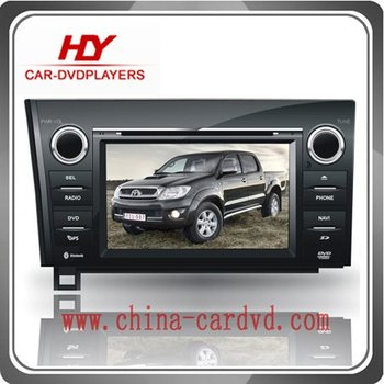 Special car dvd for Toyota Sequoia with GPS, Bluetooth