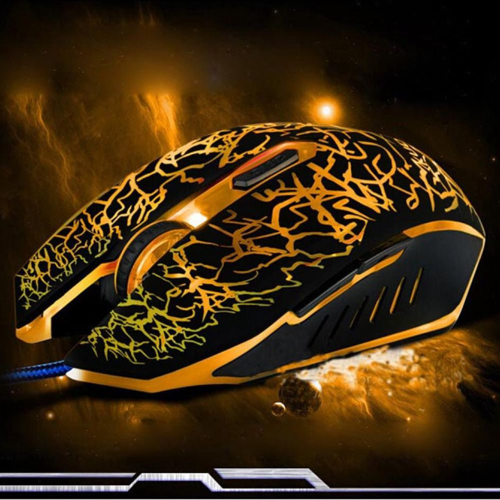 Tech Newest 4000 DPI adjustable 6D Wired Mouse USB Gaming Mouse Mice Computer Mouse for Laptop Notebook Optical gaming Mause(China (Mainland))