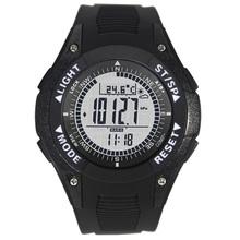 Moda deportiva multifuncional ver reloj FR8202A altímetro barómetro brújula podómetro TD #