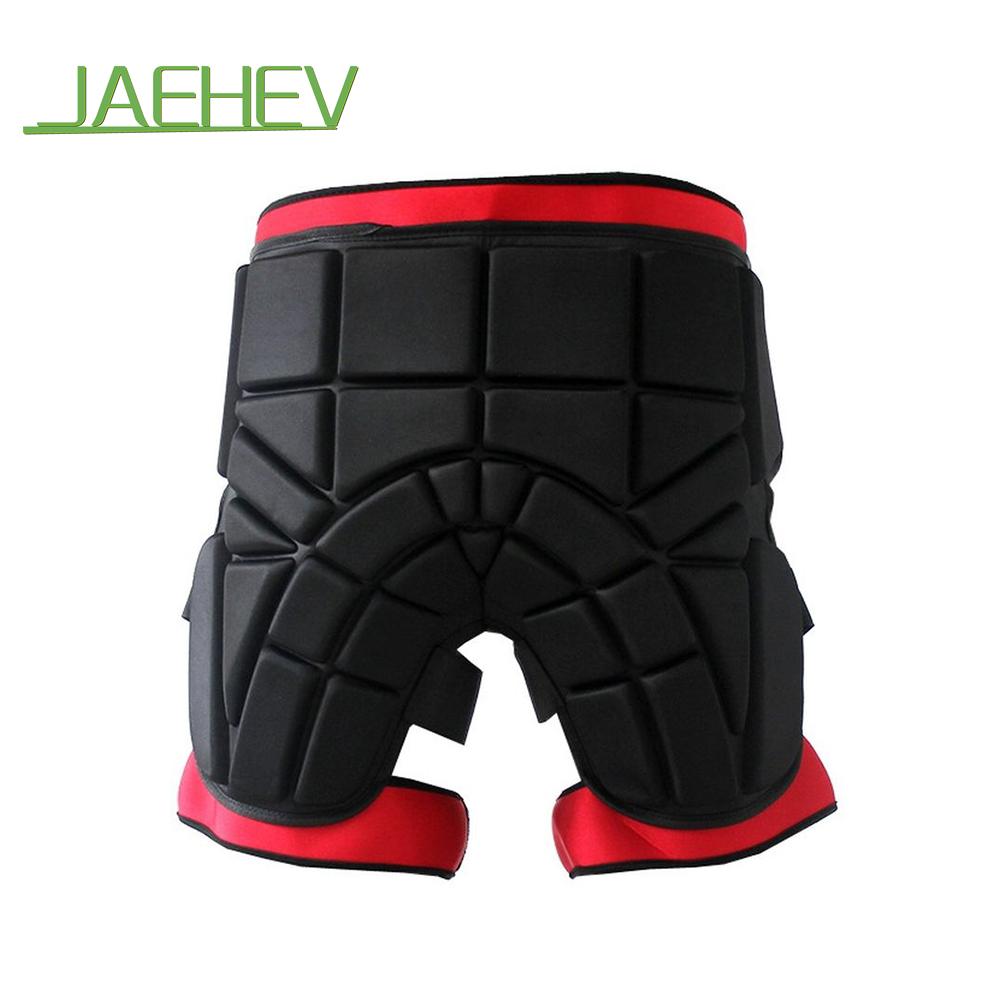 Outdoor Sports Ski Skate Snowboarding Hip Protector Thickness Skiing Skating Protective Hip Padded Shorts Dropshipping(China (Mainland))