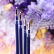 Гелевая ручка с нейтральными чернилами, 20 шт., высококачественная черная, синяя, красная, 0,5 мм, 0,38 мм(China)
