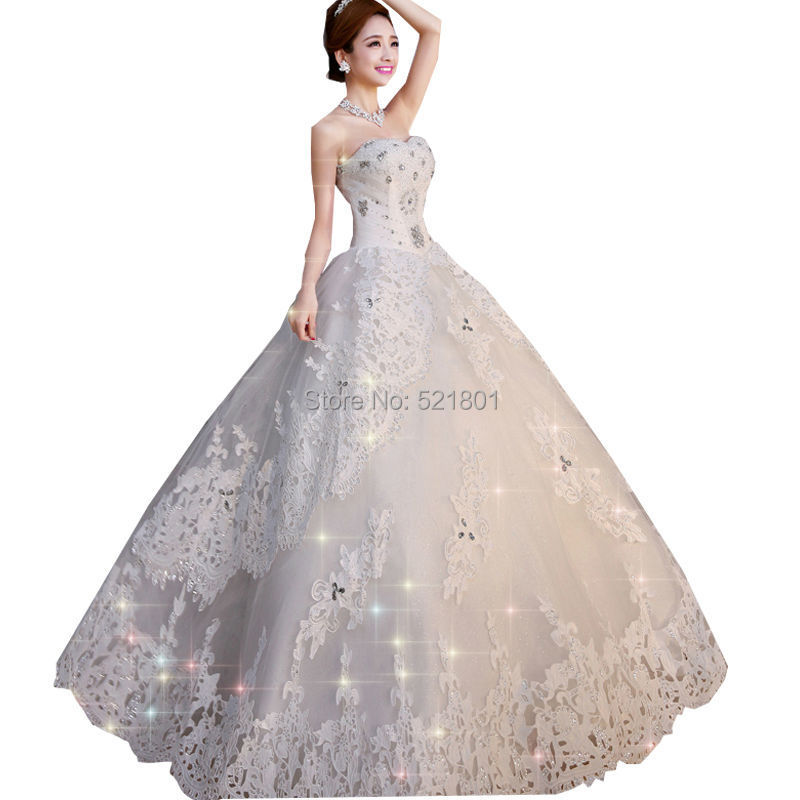 Buy wedding dress 2015 hot sale for Princess plus size wedding dresses