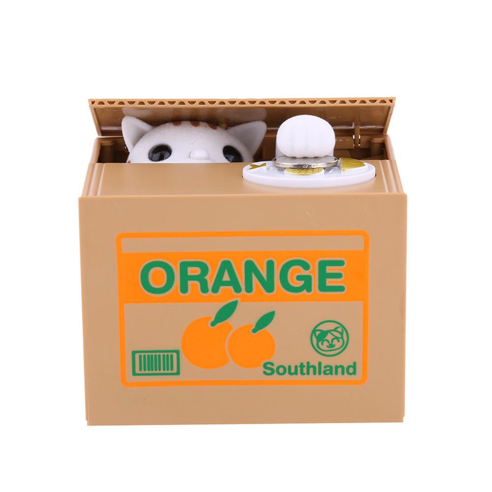 1Pc Creative Saving Storage Box Pot Case