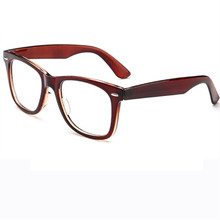 Fahion Mens Womens Eyeglasses Frames With Clear Lens Eyewear Unisex Retro Spectacles Male Female Glasses Frame