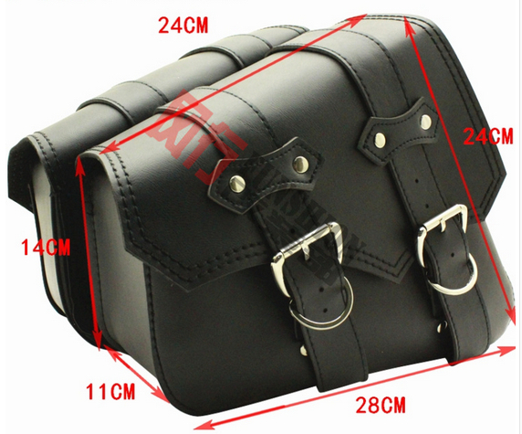 Free shipping Motorcycle Bag Harley XL883 XL1200 sportster Series Sport car side package(China (Mainland))
