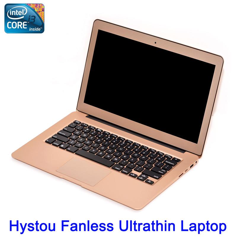 "Core I3 5005U ultrabook fanless gaming laptop Win10 Backlit keyboard 13.3"" screen 1080P HD 8GB RAM 256GB SSD Netbook notebook PC(China (Mainland))"