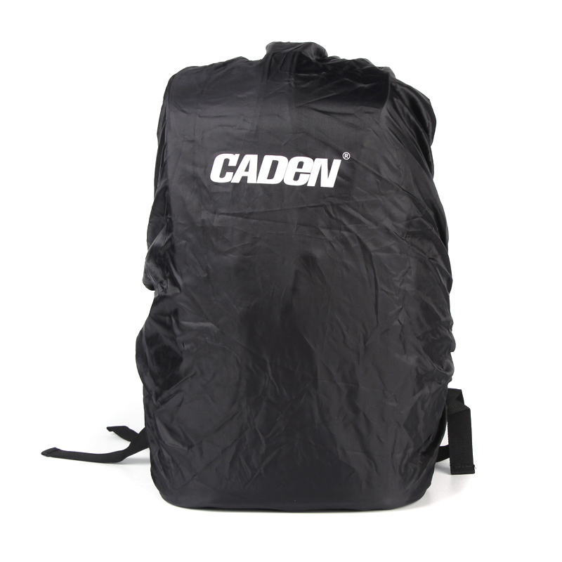 Caden K6 Camera Backpack Bag Case Canon Nikon Sony DSLR Traveler Lens Camcorder Tablet PC Camera Bag