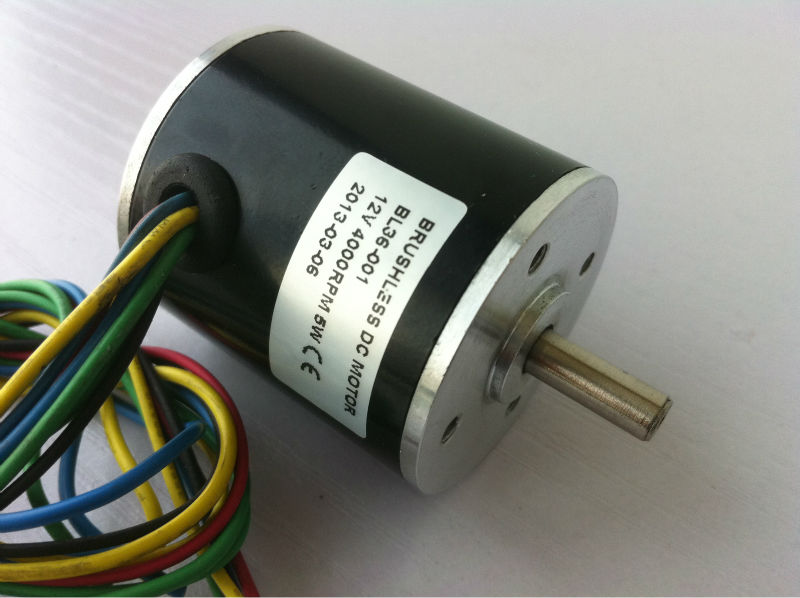 bl36 001 o d36mm 12v dc brushless motor 12 volt 3 phase