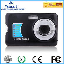 Buy HD 18mp cheap digital camera 2.7'' TFT display 8x digital zoom camera digital free for $39.99 in AliExpress store