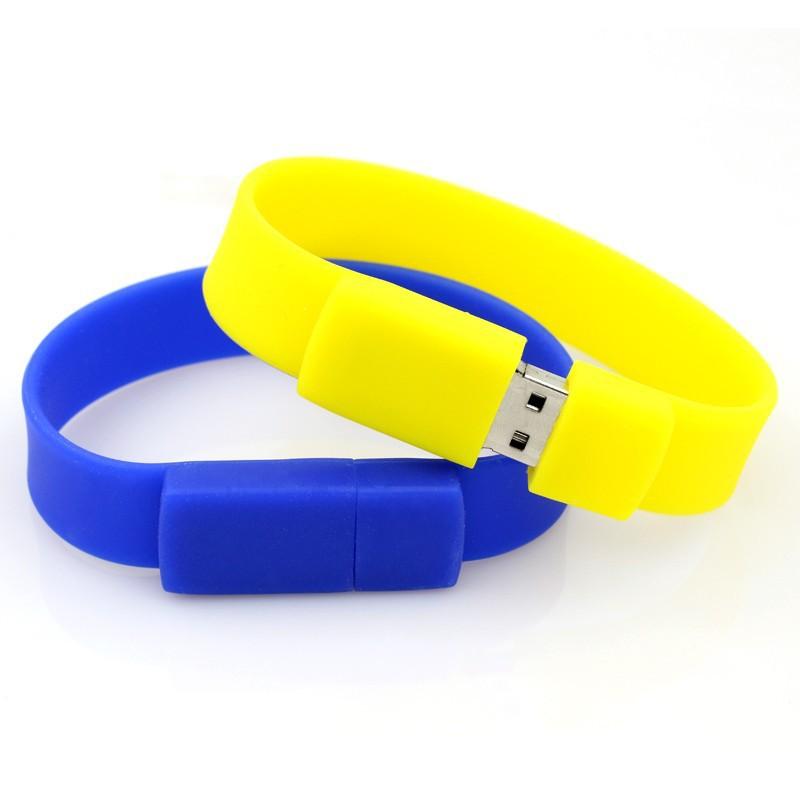 90% Off High quality USB Flash Drive Silicone Bracelet 64GB 16GB 8GB 32GB Stick U Disk Pendrive Wrist Band USB 2.0 Stick(China (Mainland))