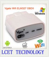 2015 WIFI Newest ELM327 wifi Original Vgate iCar elm327 WIFI OBDII OBD2 For Android IOS PC iPhone iPad auto