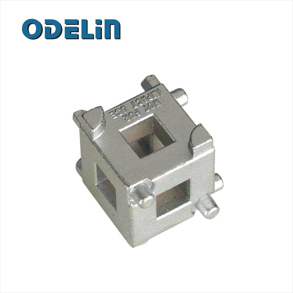 Rear Disc Brake Piston Caliper Wind Back Cube 3/8 Drive Tool Calliper Adaptor PT1207<br><br>Aliexpress
