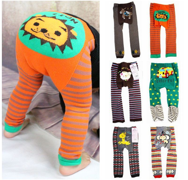 14 colors kids leggings tights leg warmer socks pp pants wear baby legging spring autumn thick warm newborn frozen leggings 0-2(China (Mainland))