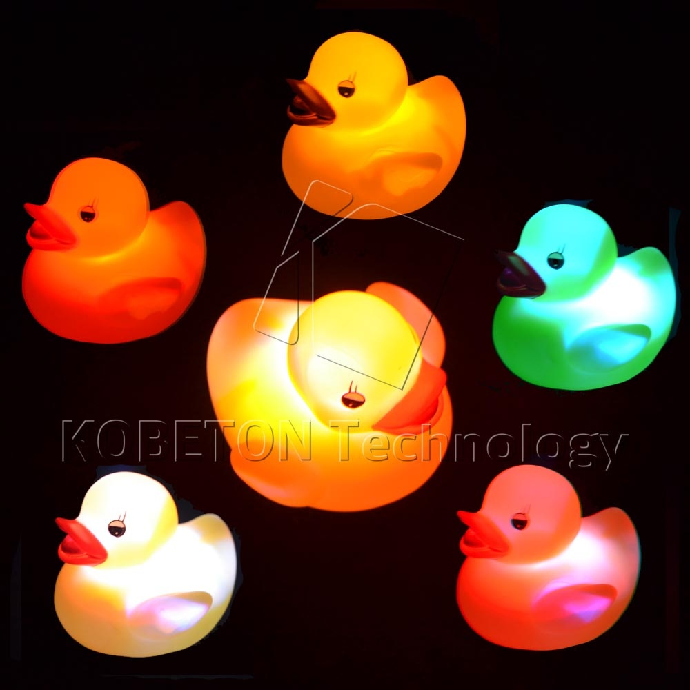 Bath Toys Shower Water Floating Squeaky Yellow Rubber Ducks Baby Toys Water Toys Brinquedos For Bathroom New