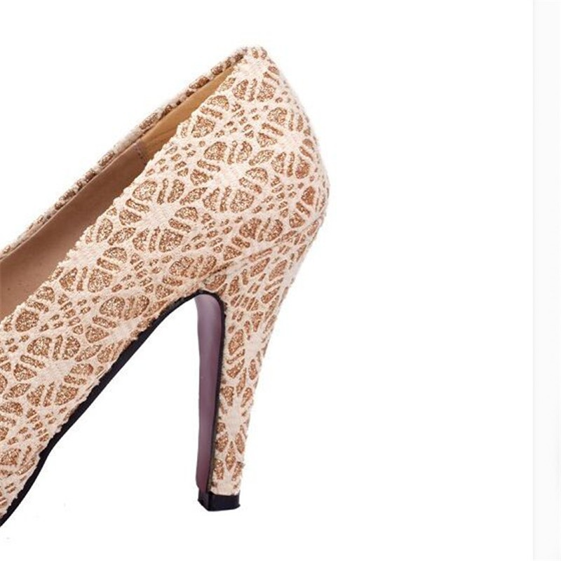Aliexpress.com : Buy 2015 Summer Style Woman Pumps Shoes High ...