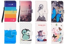 Buy BQ BQS-5009 Sydney Phone Case Card Slots,Fashion Cover Flip Stand Wallet PU Leather Cover+Lanyard gift for $5.37 in AliExpress store