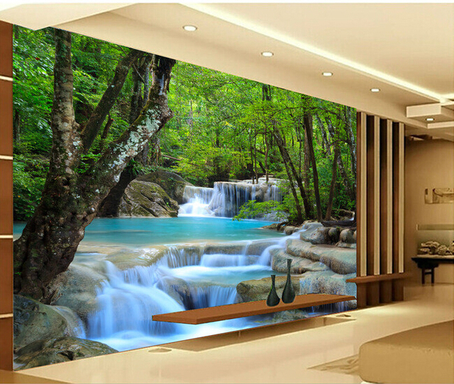 comprar encargo photowallpapers forest 3d