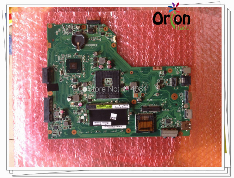 For Asus notebook motherboard X54C K54C REV 2.1 system pc mainboard with ram on board Professional wholesale<br><br>Aliexpress