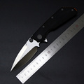 Hight Quality D2 Folding Blade Knives G10 Handle D2 Blade Microtech DOC Camping Tactical Hunting Survival