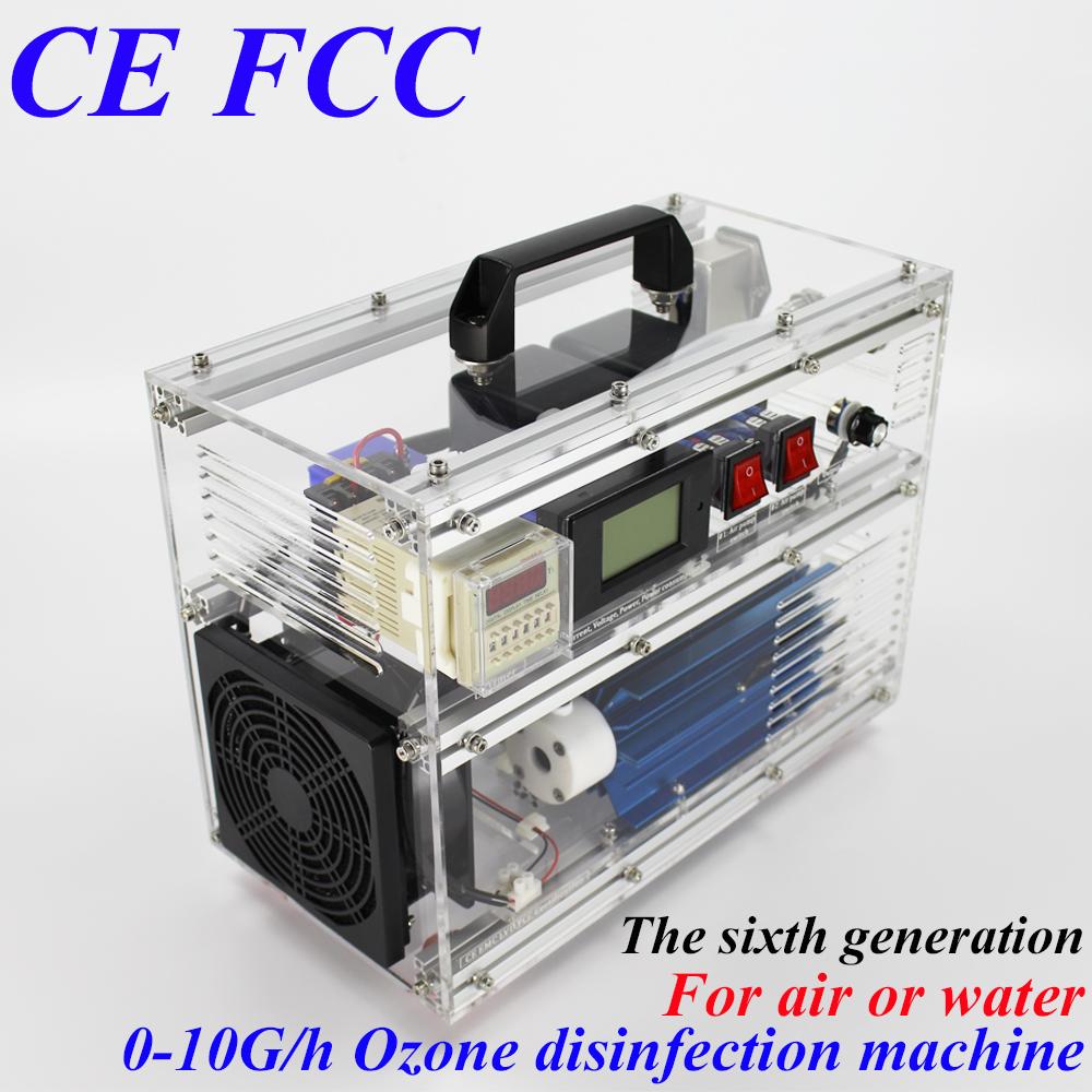 Се ЭМС типа lvd FCC и фабрики аутлет БО-1030QY 0-10г/ч 10ти граммового регулируемая озона, промышленный генератор озона для очистки воды