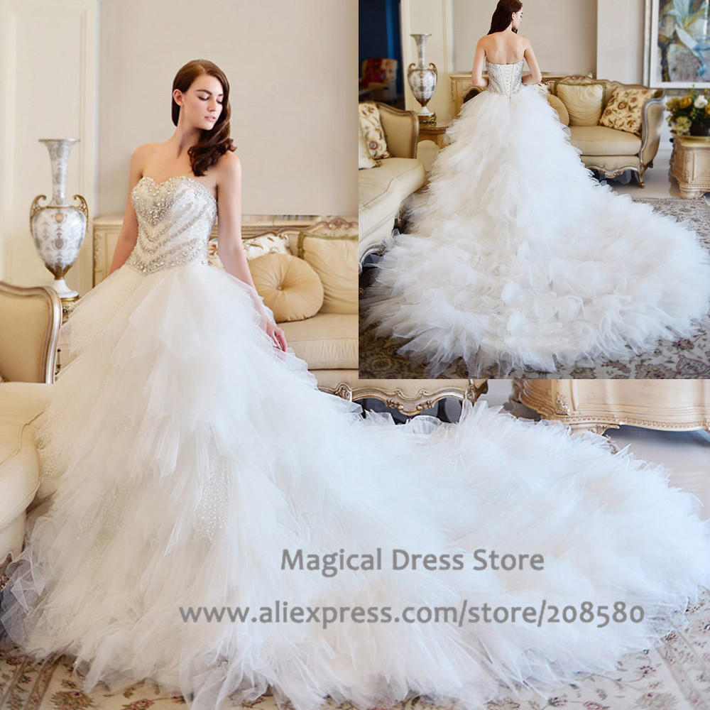 art deco drama backless rhinestone wedding dress rhinestone wedding dress Art Deco Drama backless Rhinestone Wedding dress
