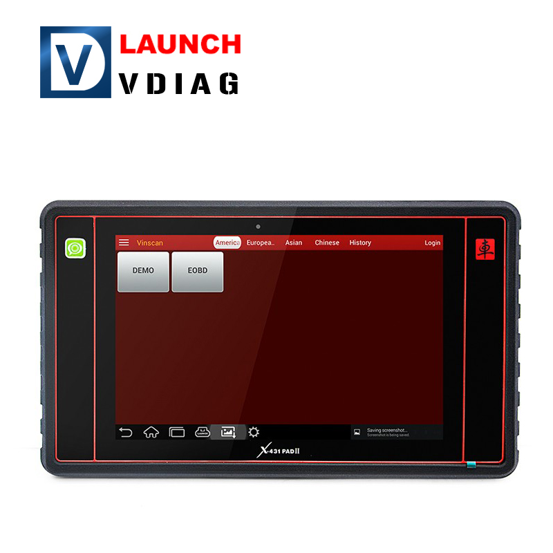 New Arriver Launch X431 Pad II Universal Auto Diagnostic Scanner Launch x-431 PAD2 3G WIFI supported Online Update free shipping(China (Mainland))