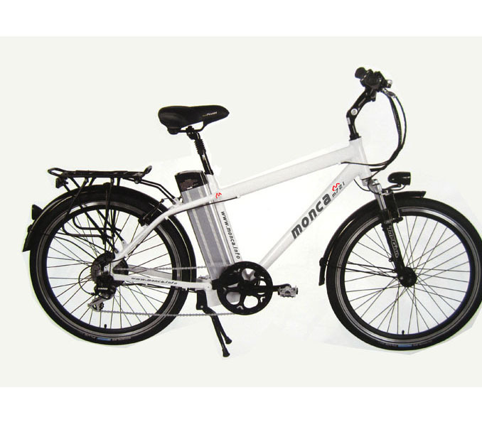 Low Consumption Electric Motor Cycle E Bike With
