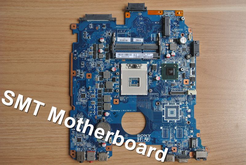 Freeshipping Laptop motherboard A1827699A For Sony mbx-247 vpceh seies DA0HK1MB6E0 REV:E PCG-71912V 71911X 71913L Tested OK(China (Mainland))