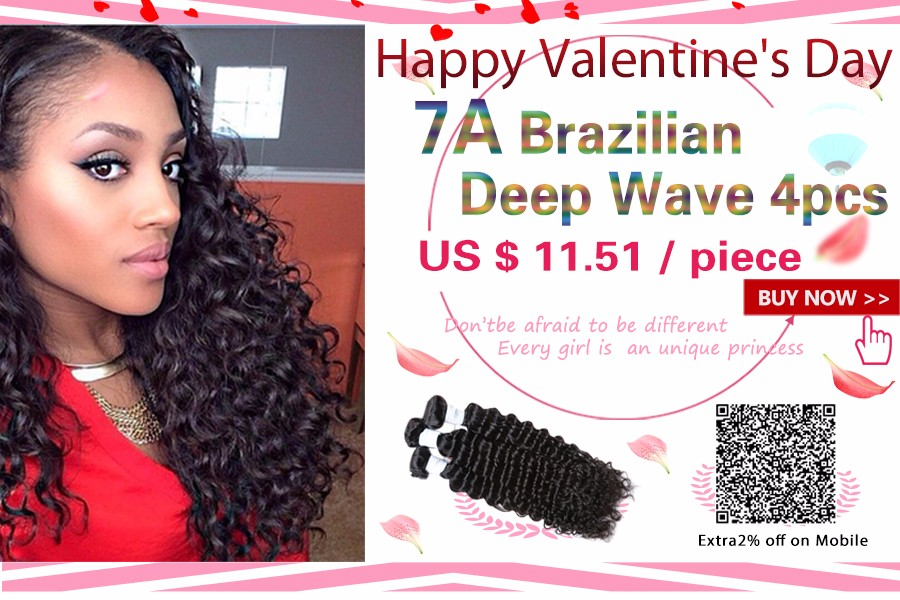 6a Brazilian Virgin Hair 4 Bundles Straight Human Hair Cheap
