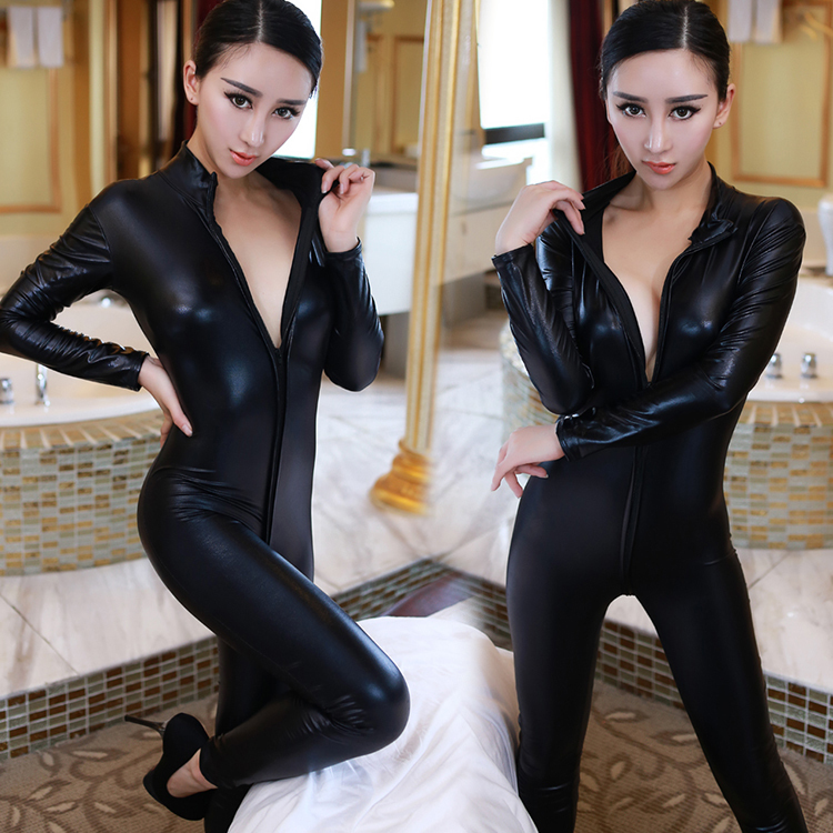 Free shipping SM alternative nightclub performances suits uniforms temptation to paint a tight leather corset Siamese queen fitt(China (Mainland))