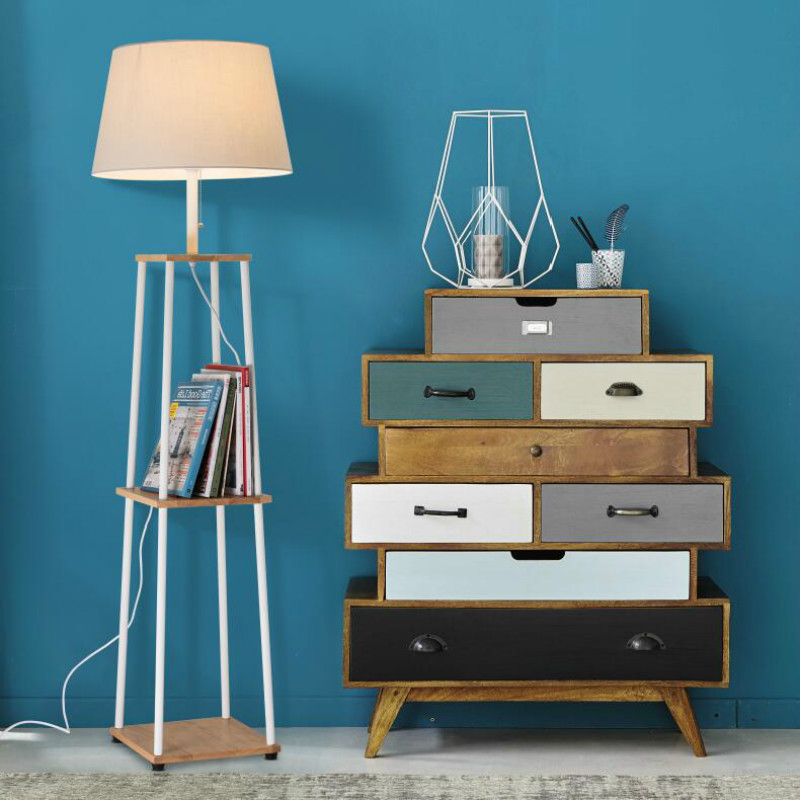 Online Kaufen Großhandel Moderne Holz Stehleuchte Aus