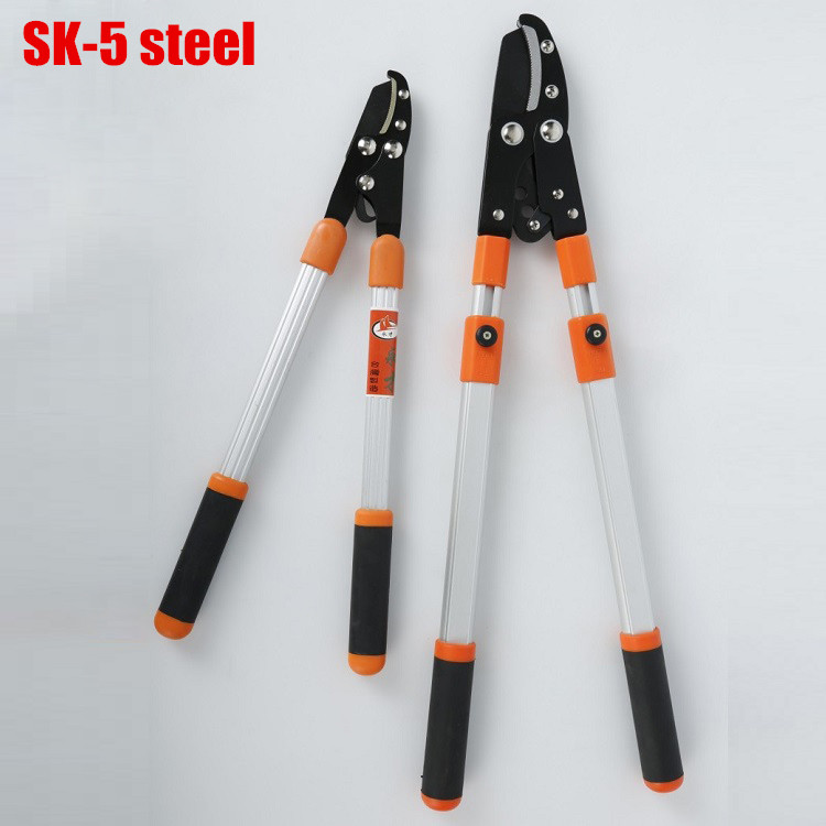 Online buy wholesale telescopic pruner lopper from china for Gardening tools wholesale