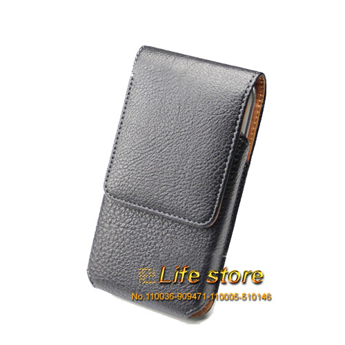 Vertical Belt Clip Leather Case Mobile Phone Pouch ZTE Nubia Prague S,ZTE Blade V7 Lite,ZTE  -  eForMobile Tina  store