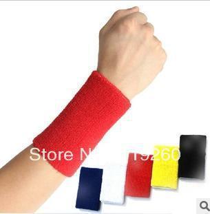 Free Shipping Wholesale extended towel wristbands campaign wristbands basketball fitness wristbands custom LOGO custom length