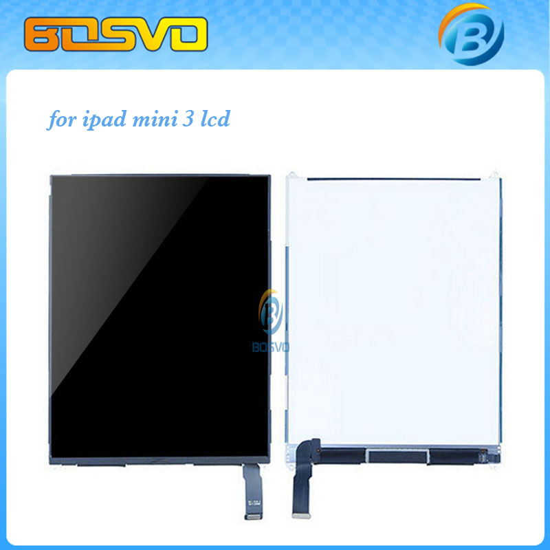 100%tested brand new replacement part lcd for iPad mini 3 3rd screen display glass 7.9 inch 1 piece free shipping free tools(China (Mainland))
