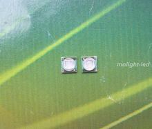 20 шт. SMD3535 чип 1 Вт 3 Вт анти-уф из светодиодов излучатель диодов лампы 365nm 370nm 380nm 385nm 390nm 400nm 405nm 410nm 420nm высокое качество из светодиодов чип