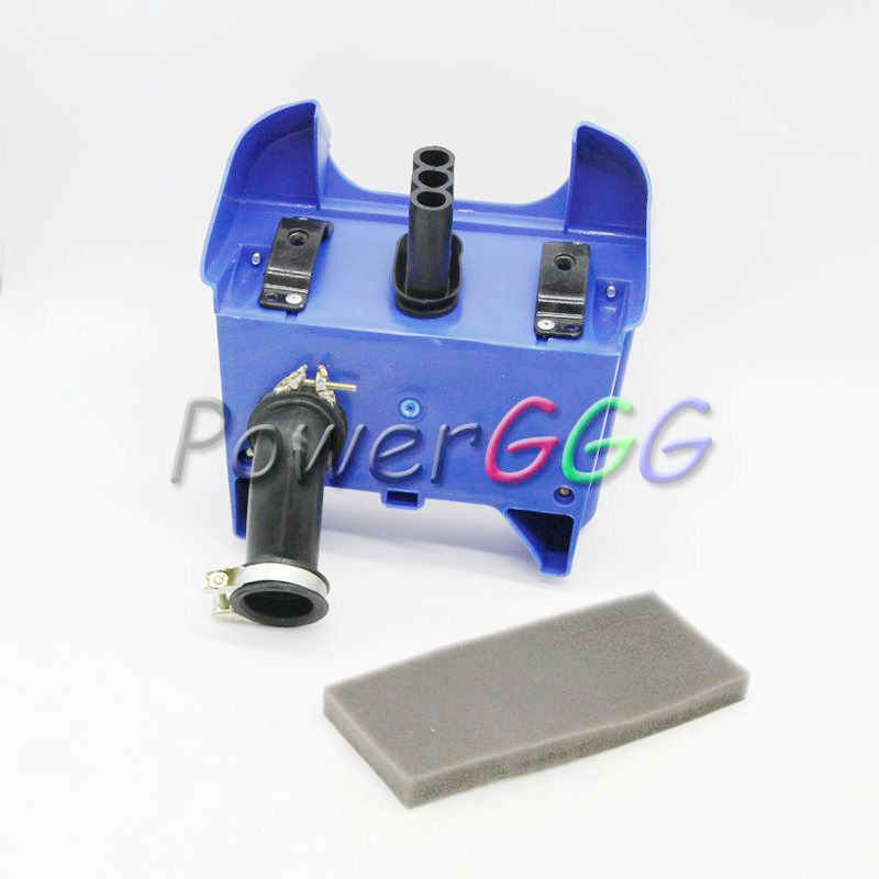 OEM PEEWEE PW80 PW 80 Blue Air Box Filter kit Fit For yamaha PW80 KID BIKE YP834(China (Mainland))