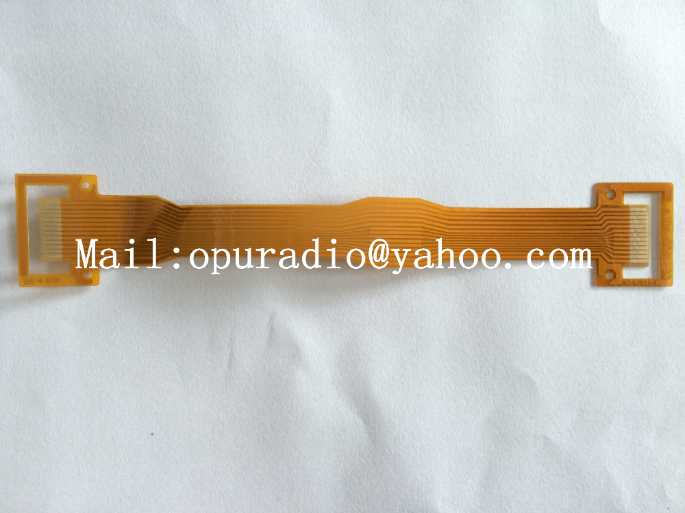 Brand New flex cable 13 PIN CAR AUDIO KDCPS9060R KDC-PS9060R For K EN WOOD J84-0061-33(China (Mainland))