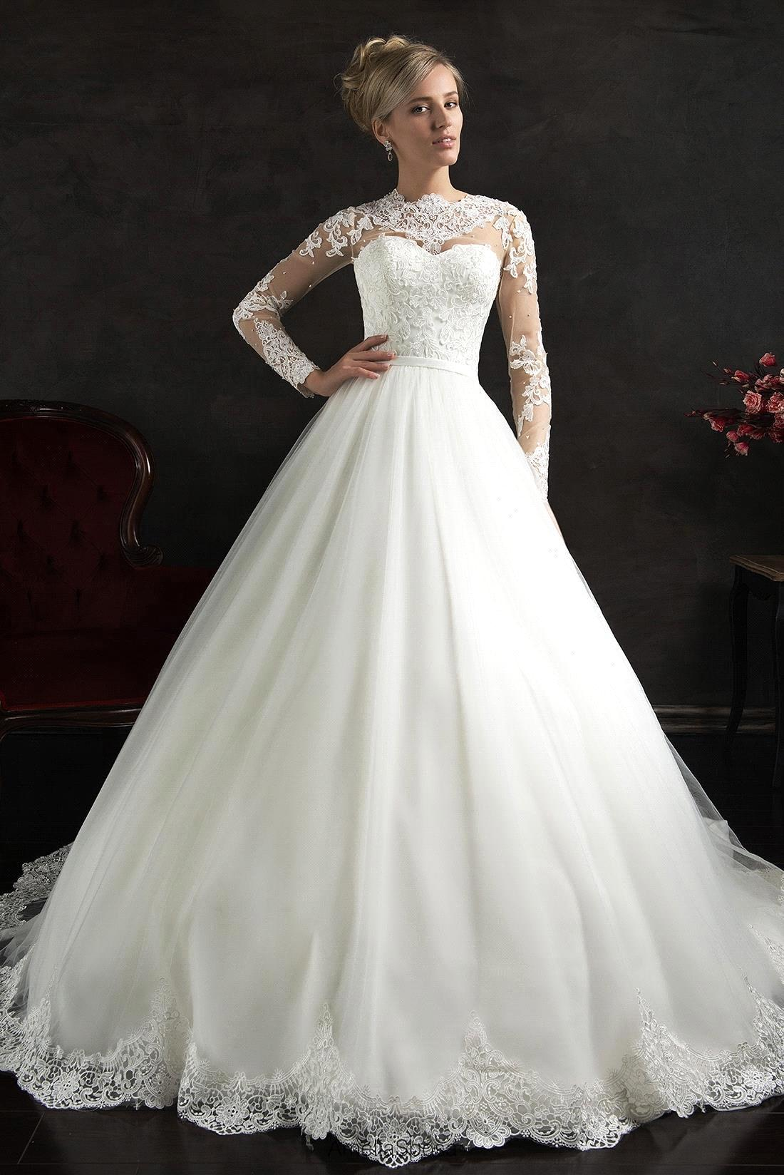 Aliexpress Buy New Arrival Robe De Mariage White