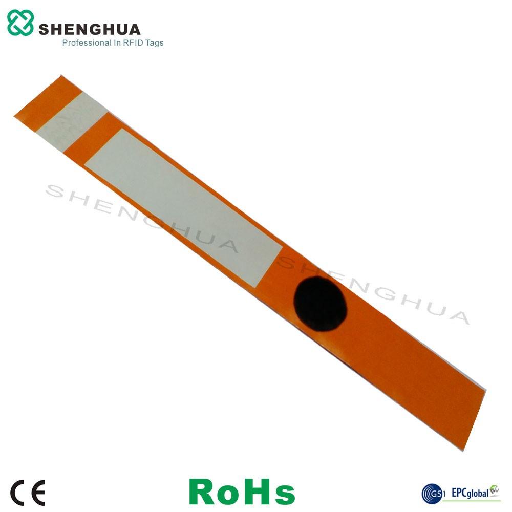 Swimming Pool F1108 rfid wristband tag hf rfid tag FM08 Key fob tag(China (Mainland))