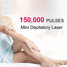 Máquina Laser de Depilación Permanente para Mujeres con Dispositivo Mini HPL