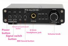 Buy 12V FX-98S upgraded version USB audio processor PR0 decoding DAC PCM2704 MAX9722 pre-amp JRC NJW1144 audio amplifier for $39.67 in AliExpress store