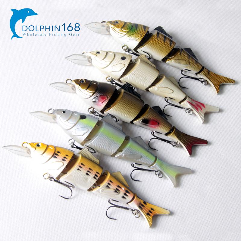 Bargain Price ! High quality !!! free-shipping! 1Pcs Popper Jointed lure Diver Fishing Bait Swimbait Crankbait 17cm 47g 1.56oz(China (Mainland))