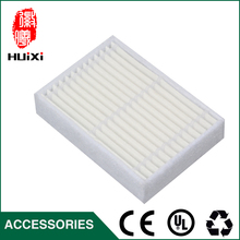 Buy 64*45*12mm Cleaning Filter Vacuum Cleaner HEPA Filter Clean Home Summer P1 P2 P3 Robotic Vacuum Cleaner Parts for $4.98 in AliExpress store