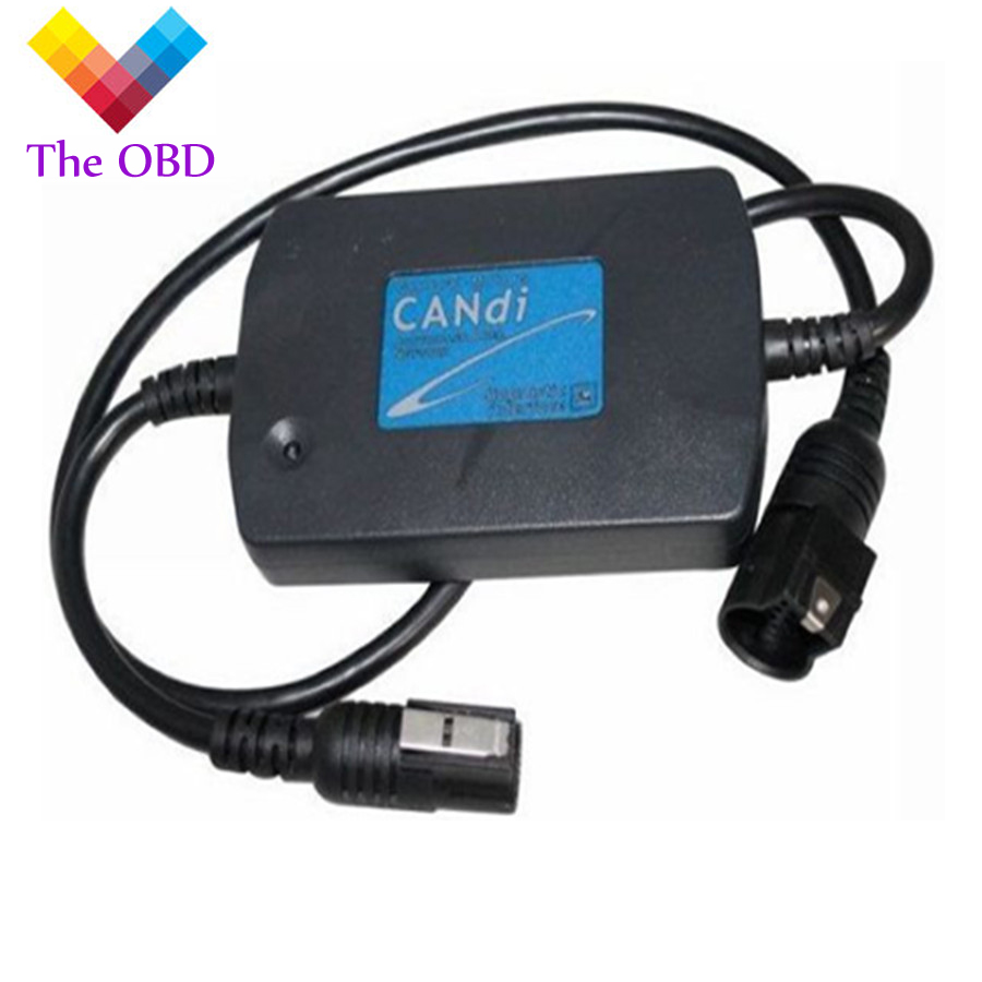 top selling 2016 for GM Tech 2 Candi Module super diagnostic cable 3-year warranty New Year promotion product hot sale free ship(China (Mainland))