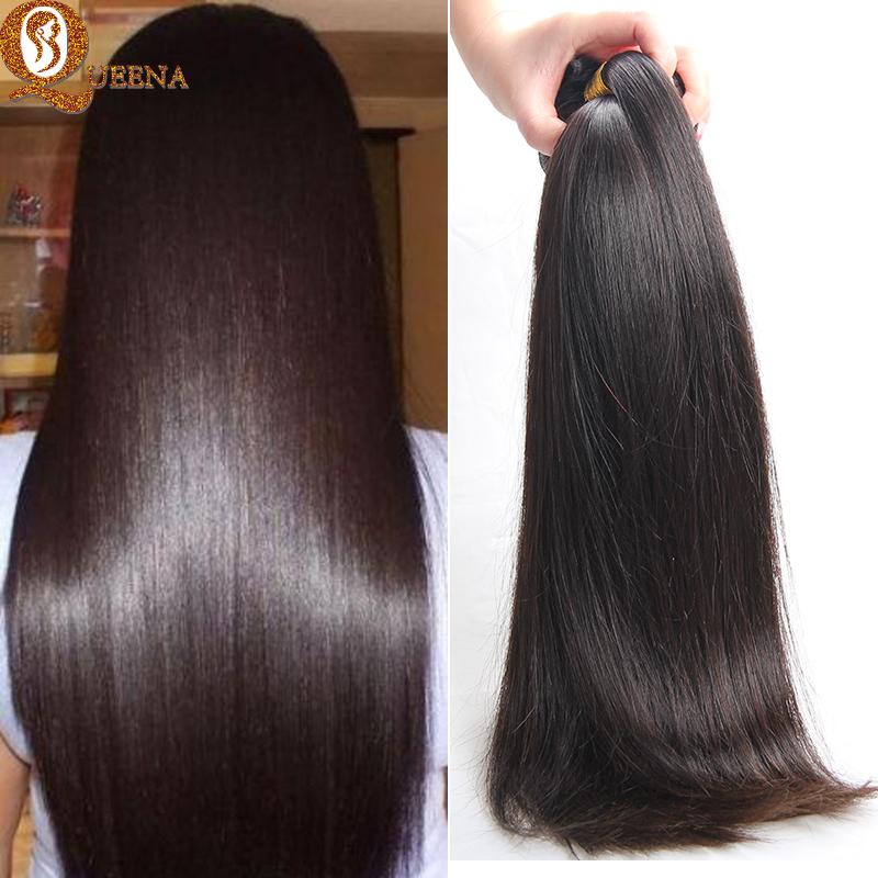 Rosa Hair Products Brazilian Virgin Hair Straight 3 Bundles Lot 7A Unprocessed Virgin Hair Straight Brazilian Hair Weave Bundles