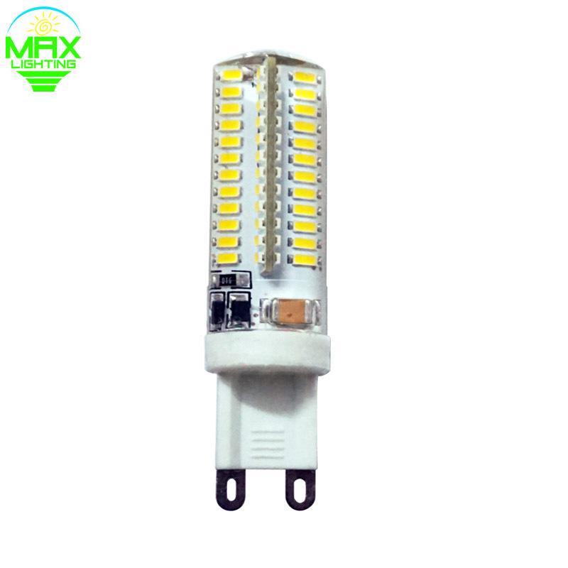 Led Bulb 2015 Light Brand G9 LED Lamp Light Corn bulb Droplight 3W 6W 220V 230V 240V 360 Beam Angle warranty Free Shipping(China (Mainland))